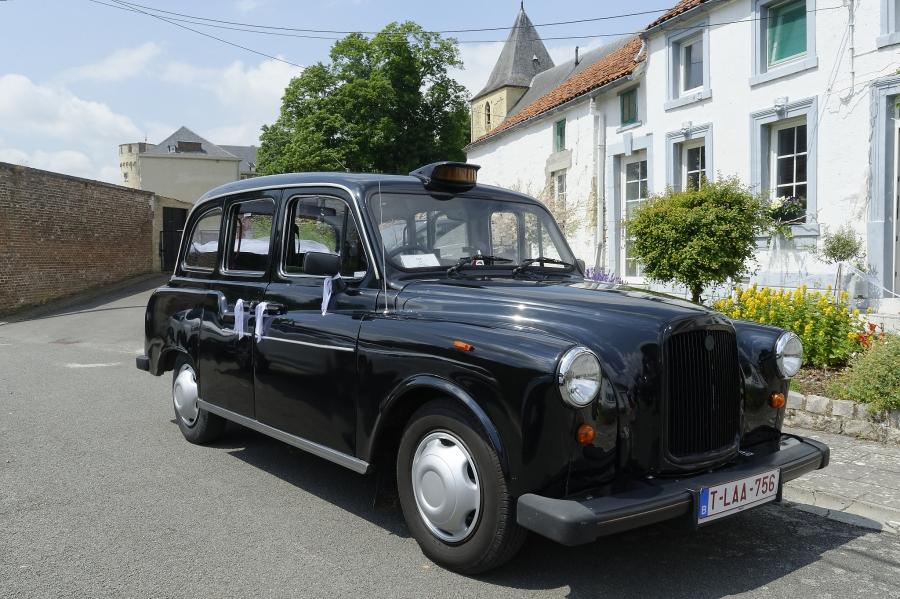 Connu Voiture de mariage - Location - BLACK CAB TAXI LONDONIEN JG82