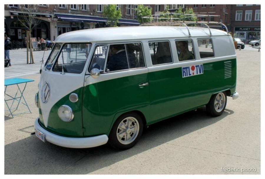 combi vw minibus vw t1 1966 - Location Combi Volkswagen Mariage